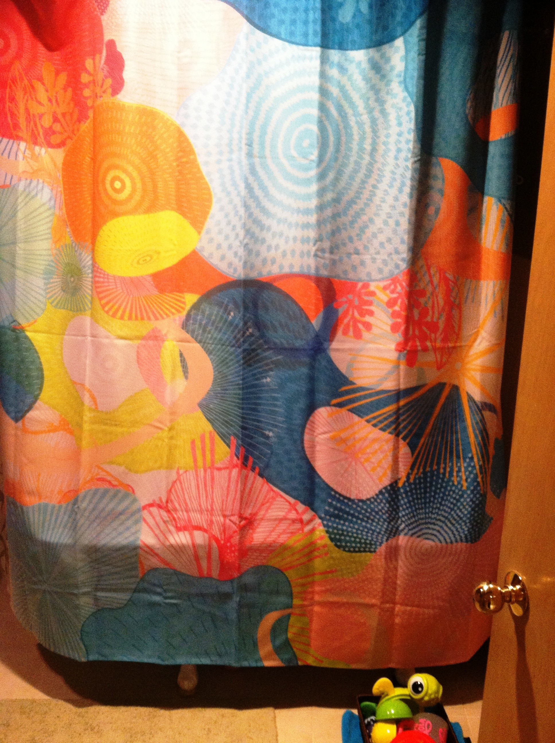 Colorful shower curtains - Amazing Shower Curtains Colorful Shower Curtain I Got This Amazing Colorful Shower Curtain From Mary