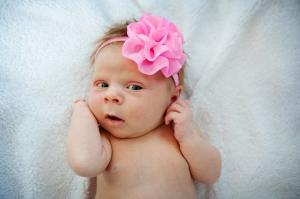 E newborn